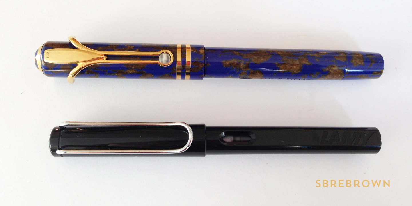 Visconti RMS Titanic Fountain Pen Review