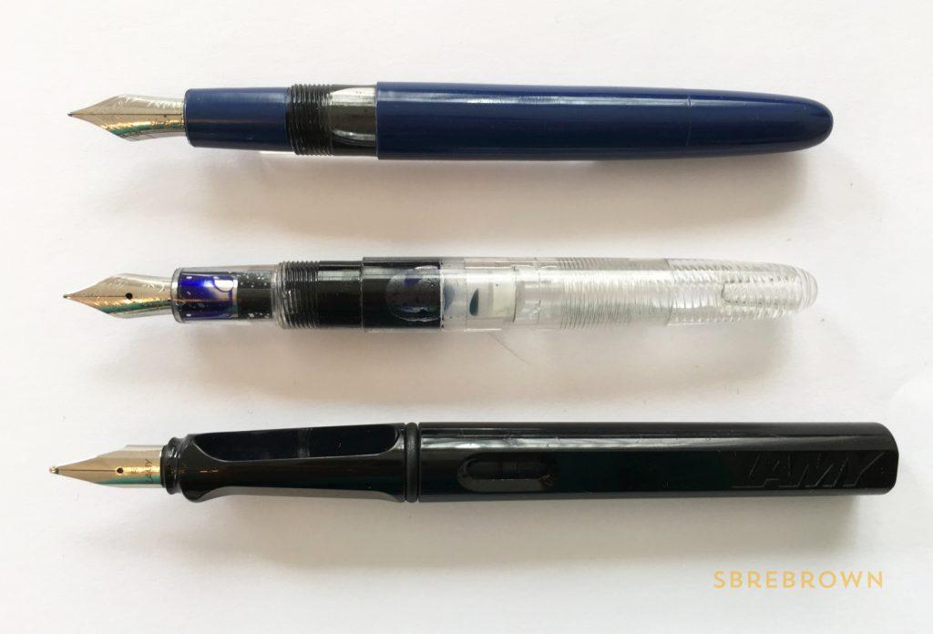 Fountain Pen Revolution Guru Flex Fountain Pen1
