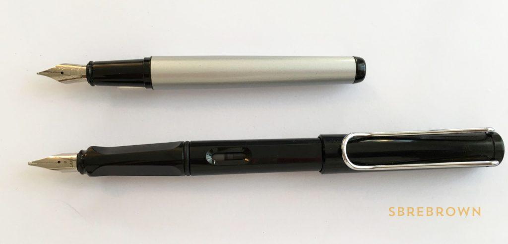 SB. Pelikan P16 Stola III Fountain Pen Review 015