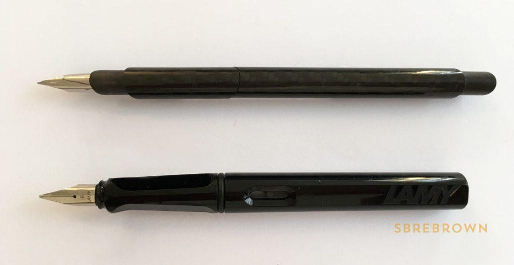 Venustas Carbon V Fountain Pen Review