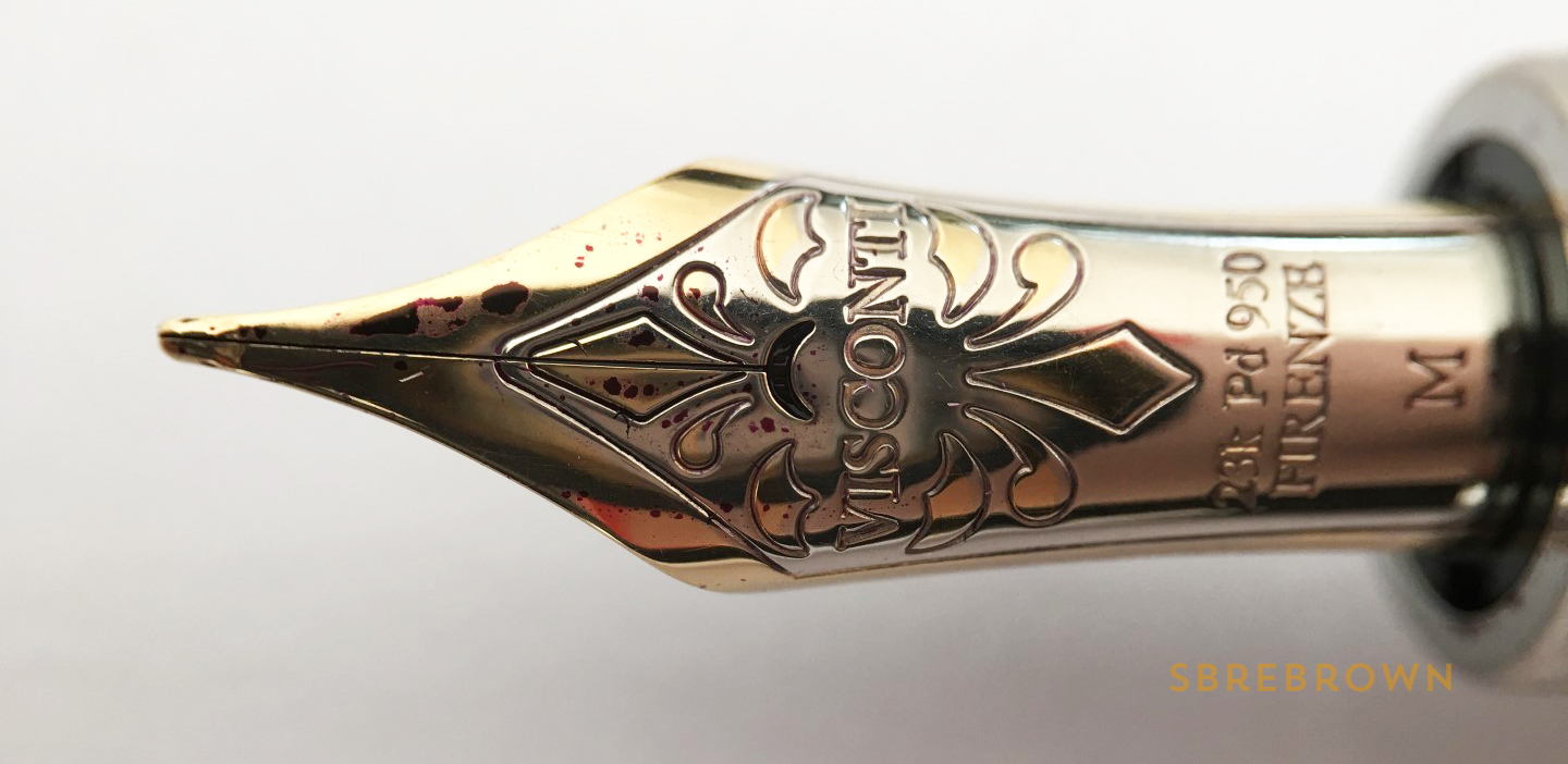 Visconti Carbon Dream Fountain Pen Review