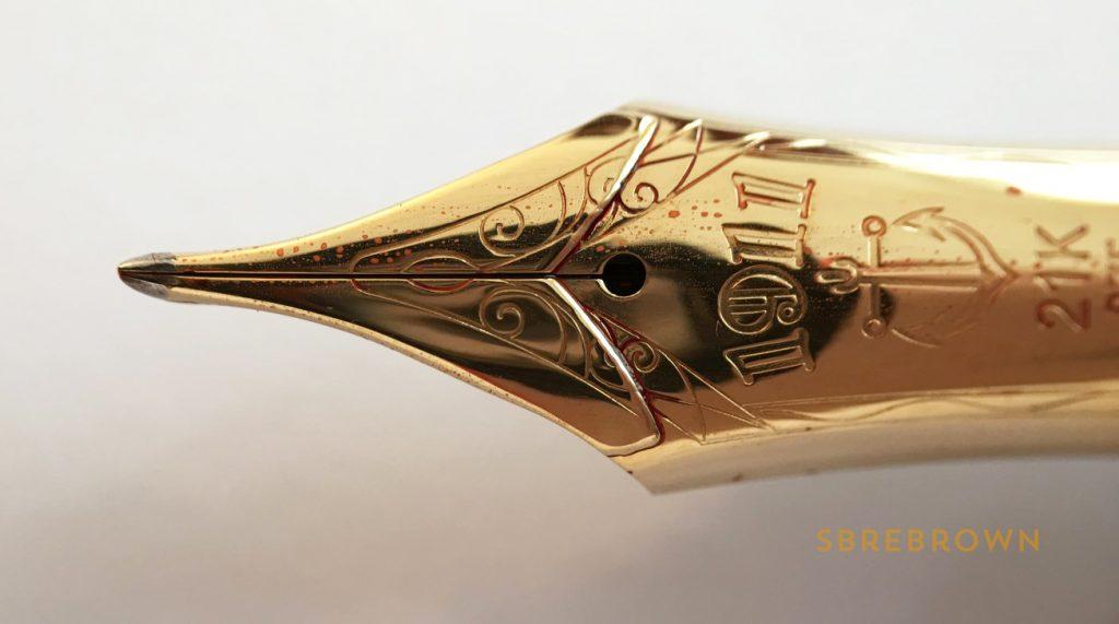 Classic Pens LB5 Kaen Fountain Pen Review