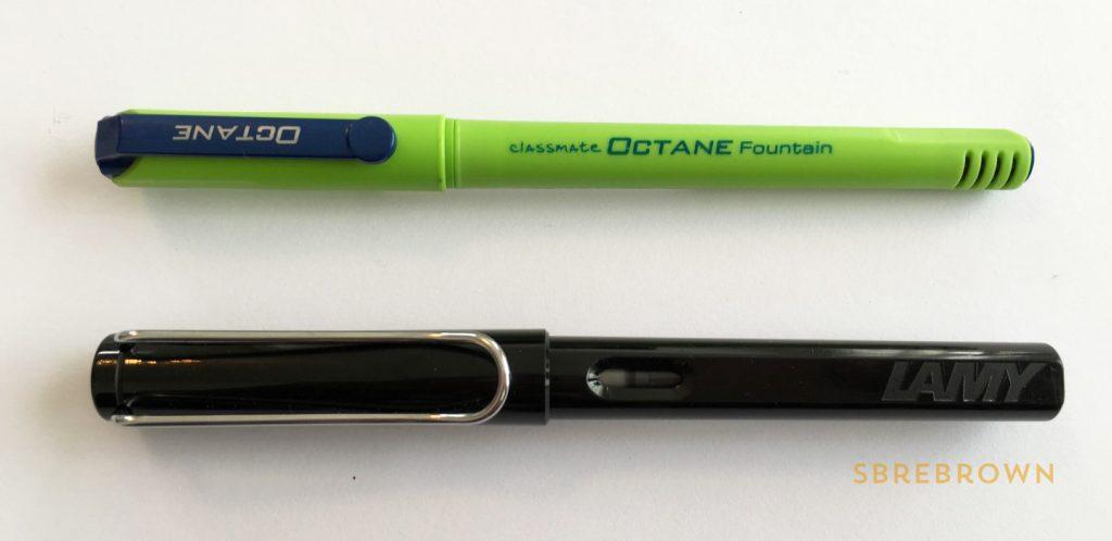 Classmate Octane Fountain Pen Review 1