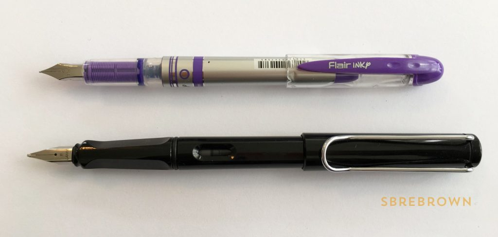 Flair Inky Fountain Pen Review 1