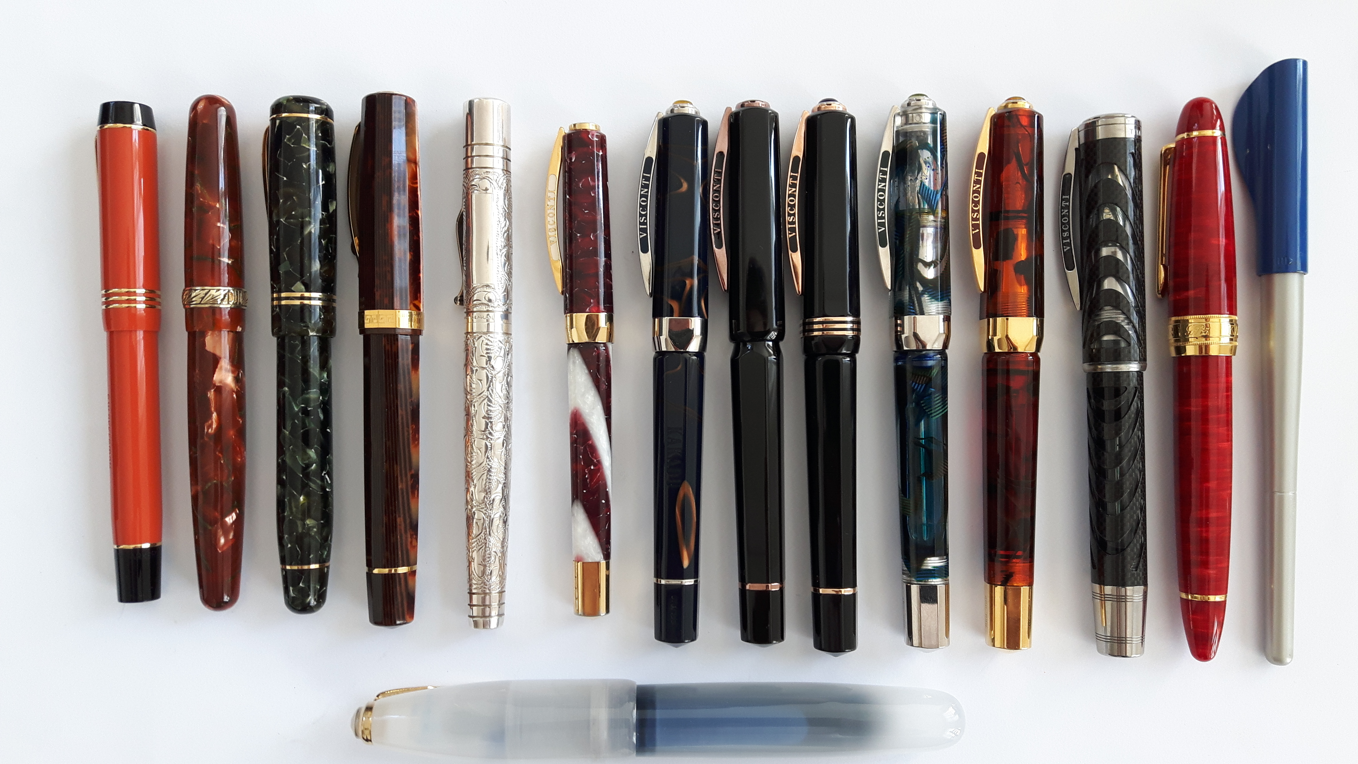 How to Start a Fountain Pen Collection