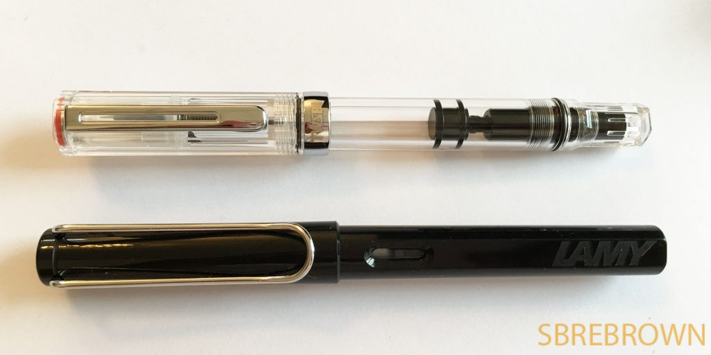 TWSBI Eco Clear FP Review