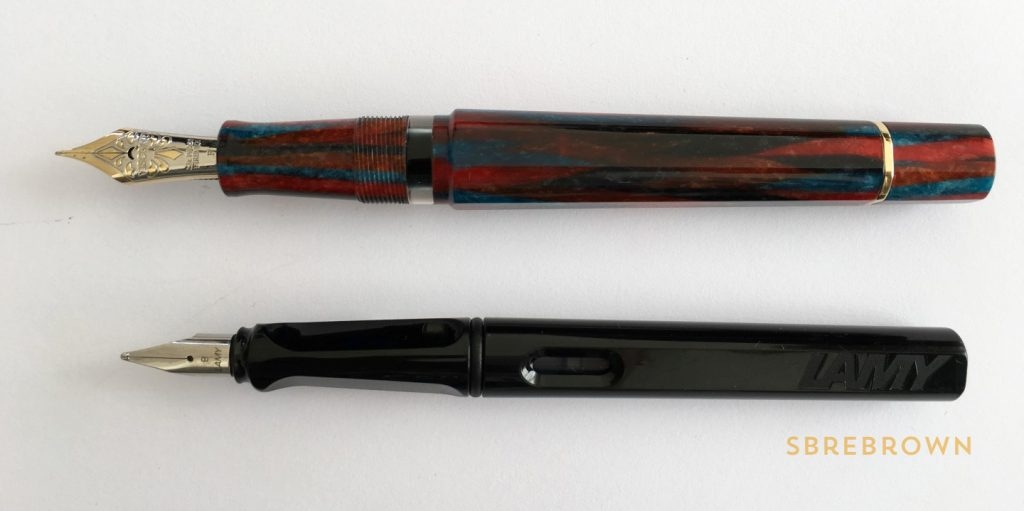 Chatterley-Visconti Opera Master South-West Fountain Pen Review