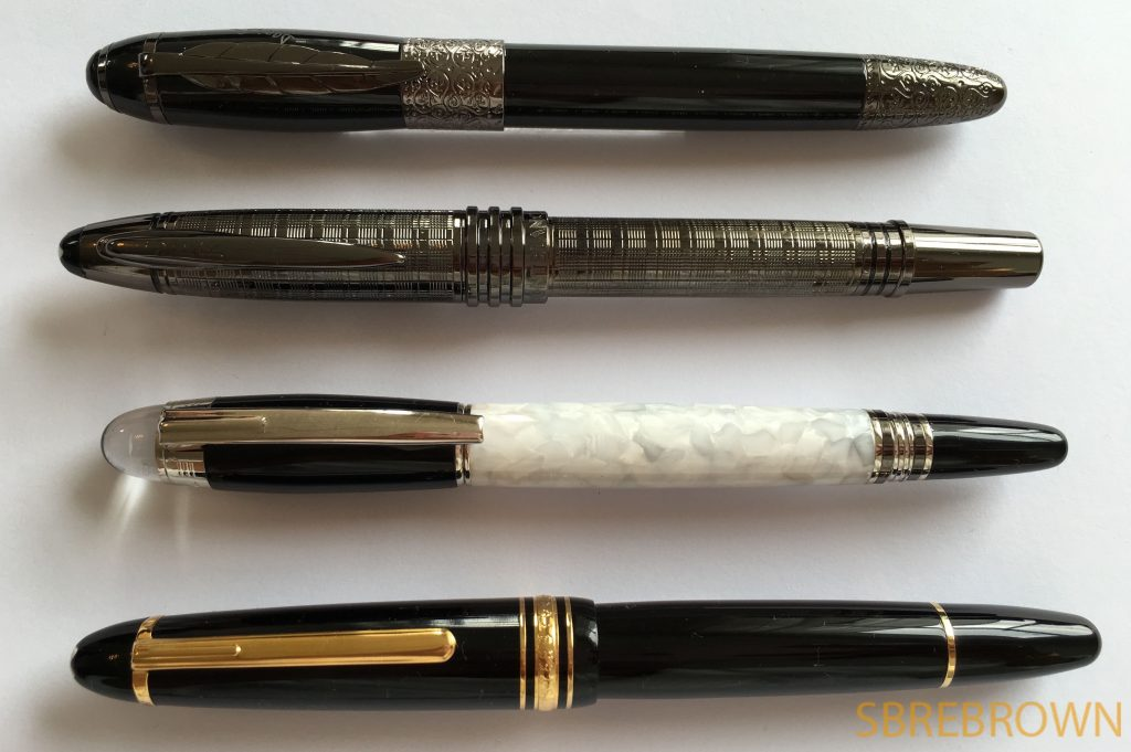 How to Spot a Fake Montblanc Fountain Pen, Part 2