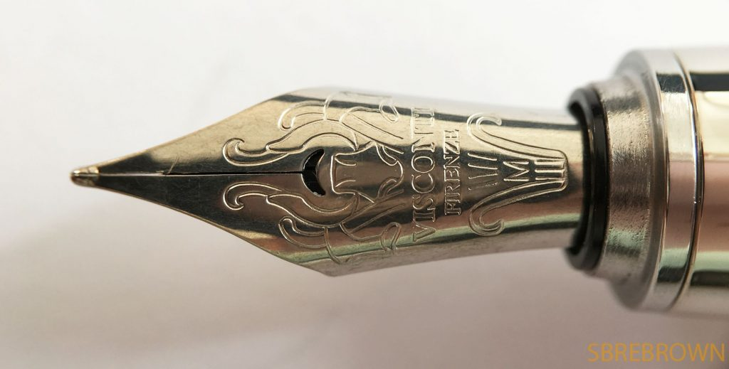 Visconti Van Gogh Pair of Shoes Fountain Pen Review