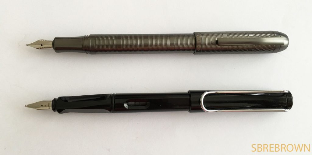 Hugo Boss Sequence Fountain Pen Review