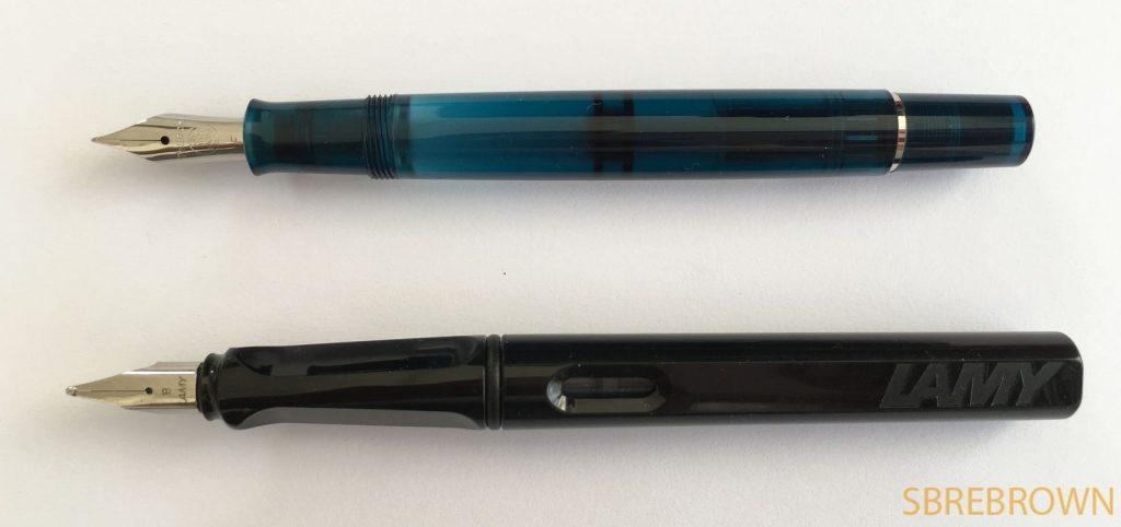 Pelikan Classic M205 Aquamarine Fountain Pen Review