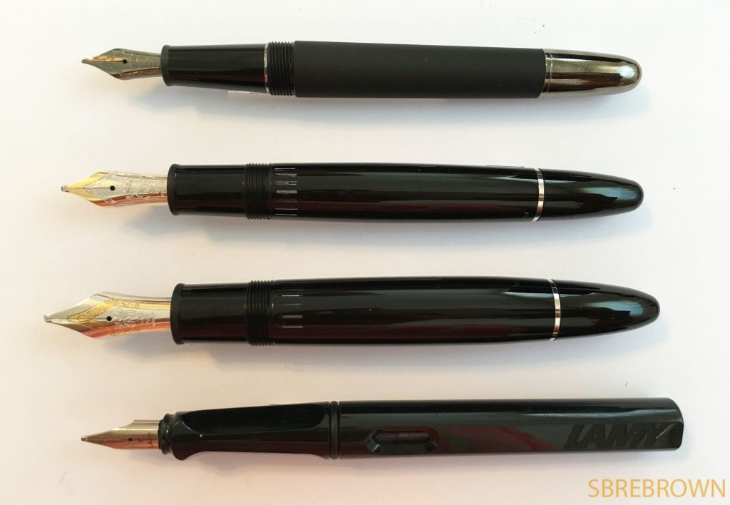 Montblanc Meisterstück Classique Ultra Black Fountain Pen Review