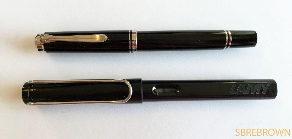 Pelikan Souverän M405 Black + Rhodium Trim Fountain Pen Review