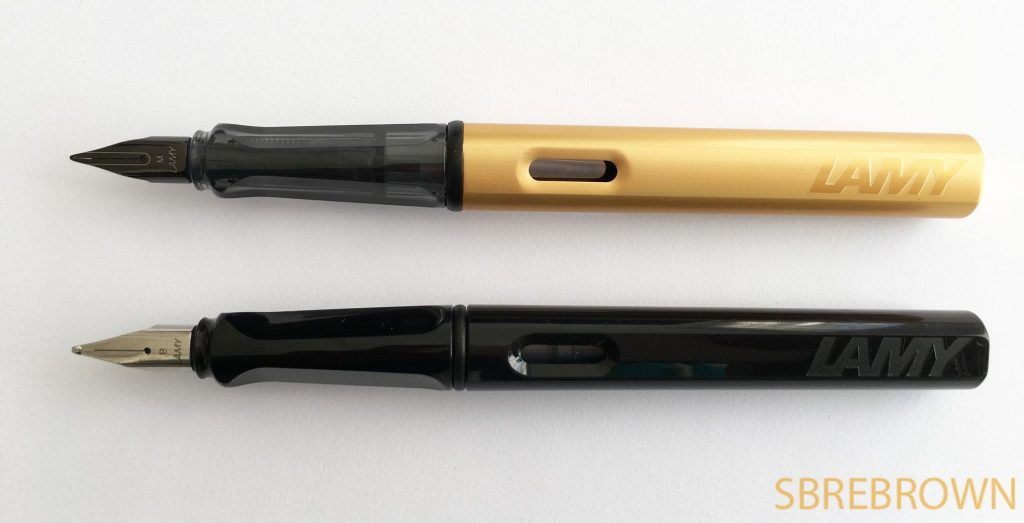 Lamy LX Gold Fountain Pen Review