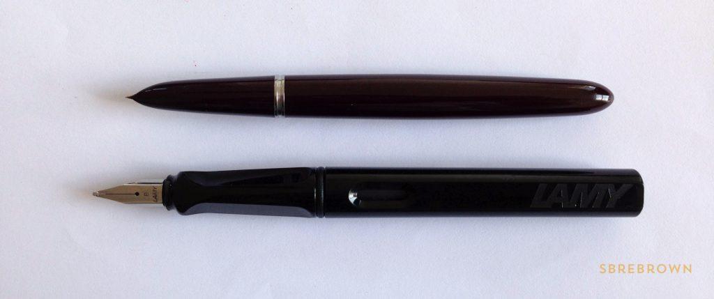 Parker 51 Demi Fountain Pen Review