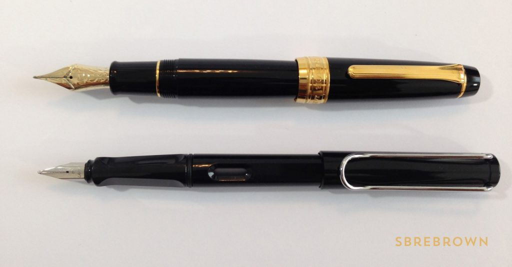 Sailor King of Pen Professional Gear with King Eagle Nib Review