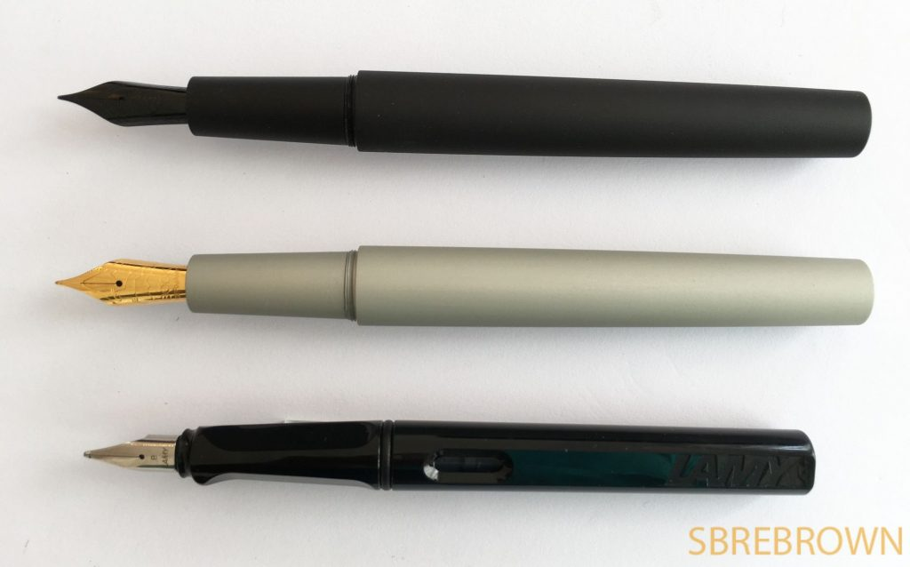 Trilogy Pens Zero Fountain Pen Review
