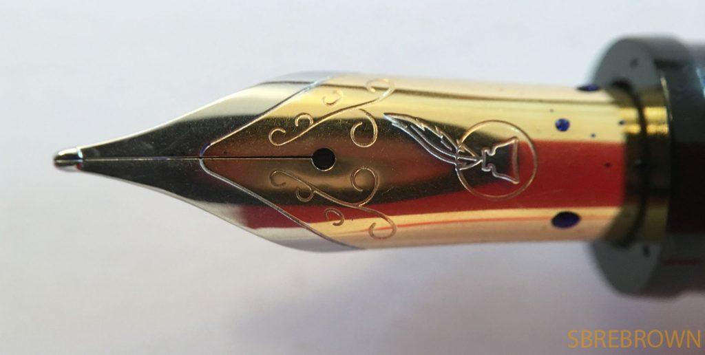 1st Class Pen Co Churchill Pistachio Fountain Pen Review