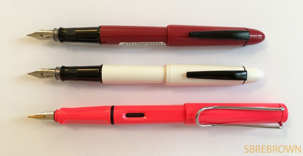 Super 5 Fountain Pens