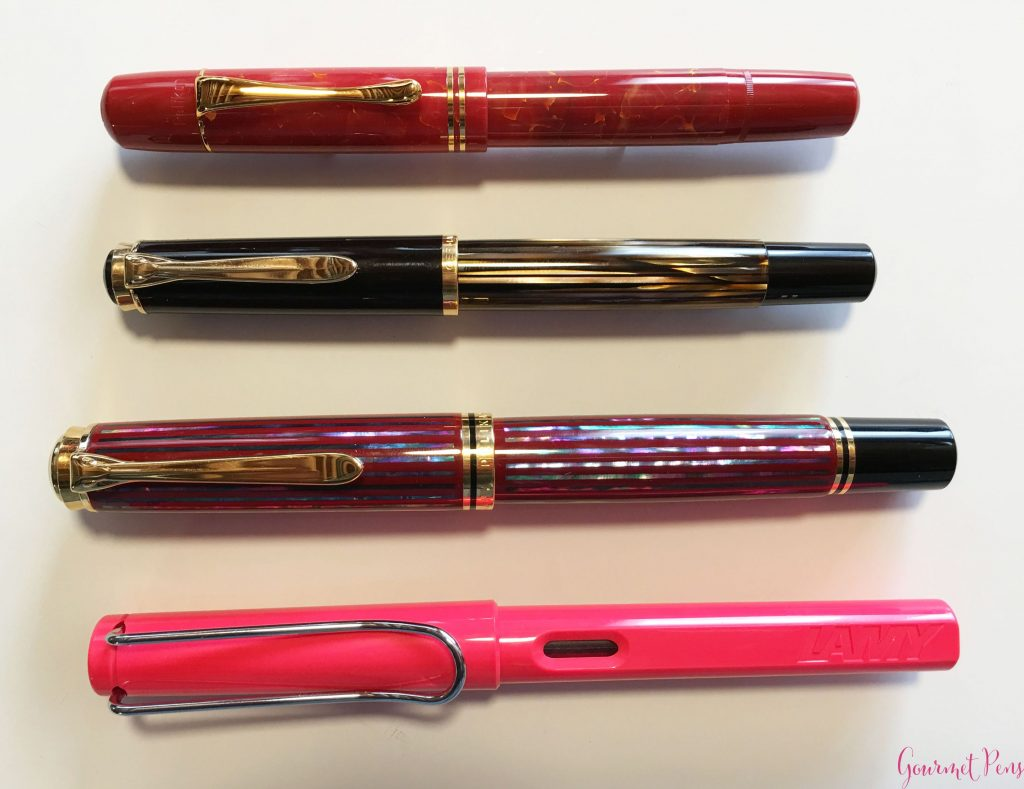 Pelikan M101 Bright Red