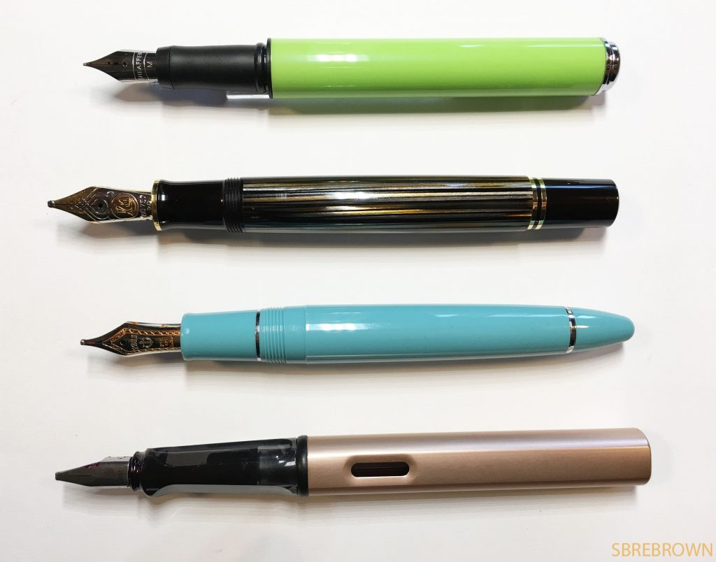 Sheaffer Pop Lime Green