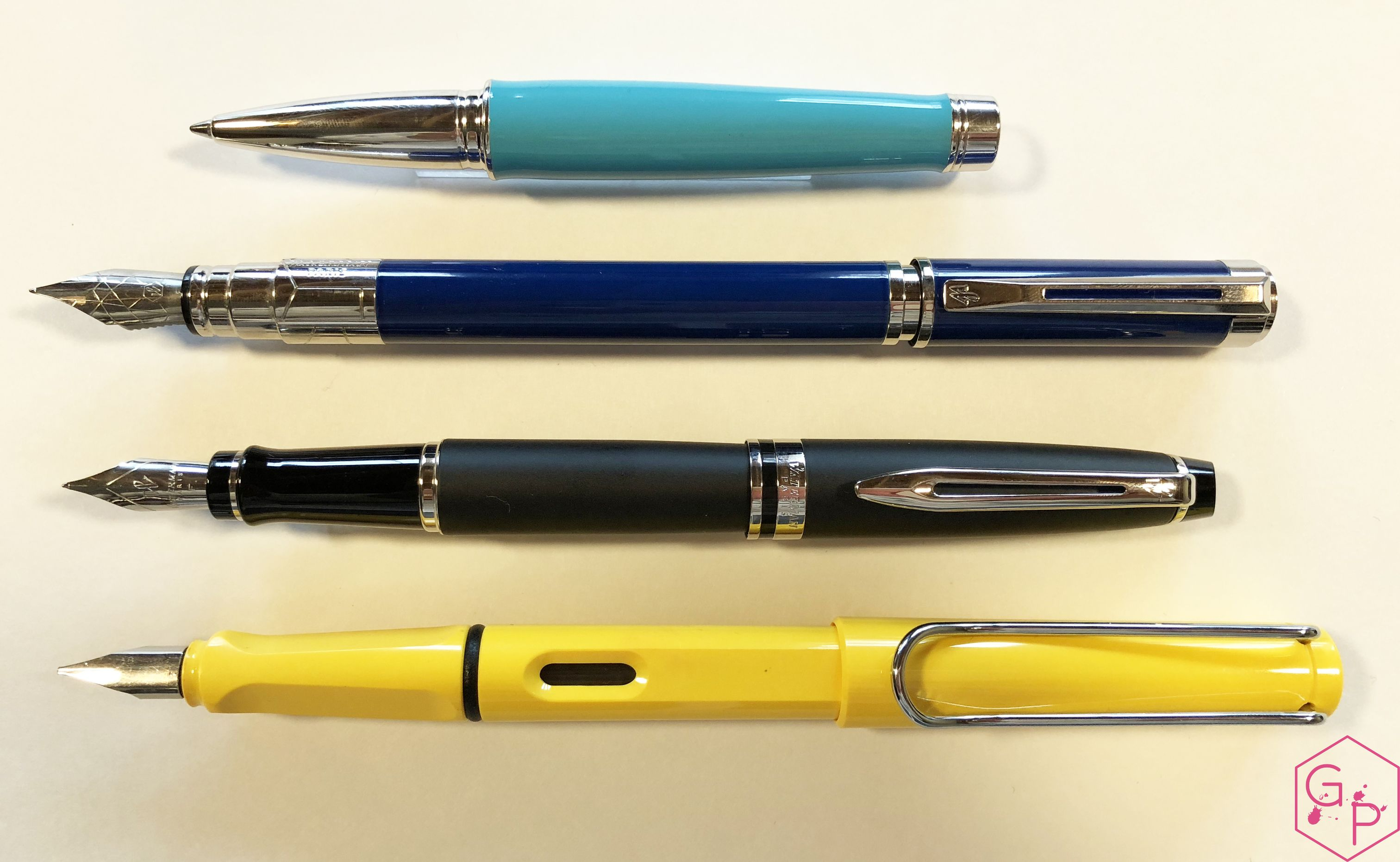 Hey there sbrebrown academia fountain pens the bizarre for Waterman 16