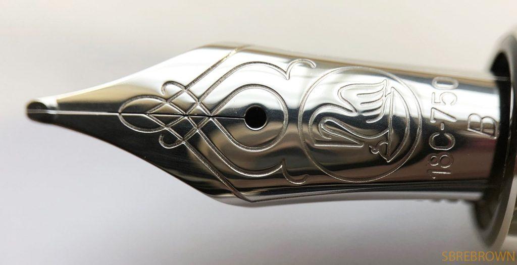 Pelikan Souverän M805 Ocean Swirl