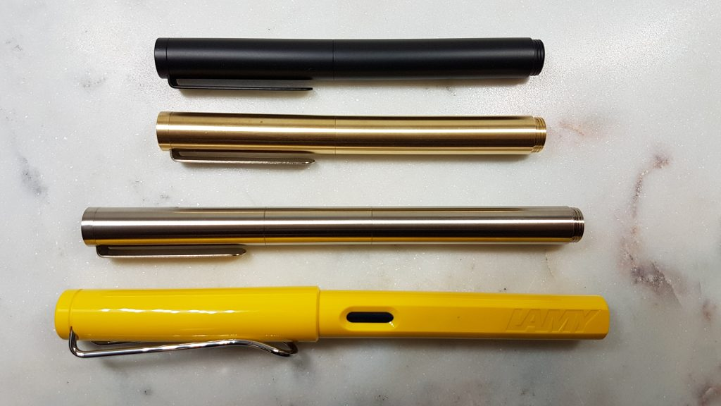 Inventery Pocket Fountain Pen